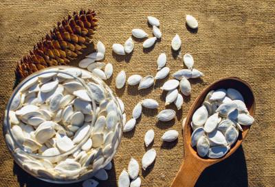 Гарбузове насіння оптом